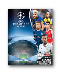 Champions League 2016/17 (Liga šampiona 2016/17)
