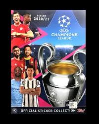 Champions League 2020/21 (Liga šampiona 2020/21)