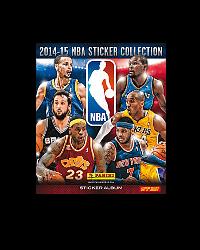 NBA Sticker Collection 2014-15