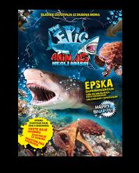 Epic Animals - Sličice životinja iz dubina mora