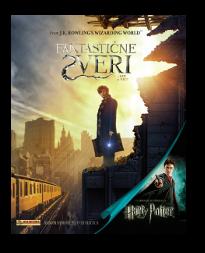Fantastične zveri i gde ih naći / Hari Poter