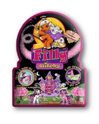 Filly Witchy - figurice