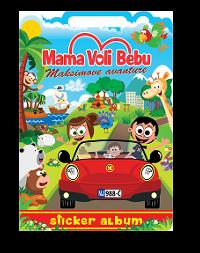 Mama Voli Bebu - Maksimove Avanture