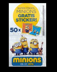 Minioni sličice - Minions