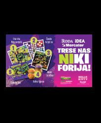 Nikiforija - Nindža kornjače - Ninja Turtles