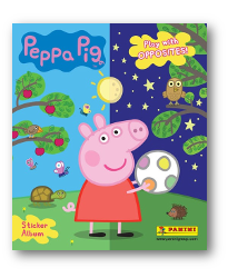 Peppa Pig - Igra Suprotnosti - Pepa Prase