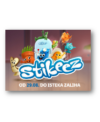 Stikeez figurice - Lidl