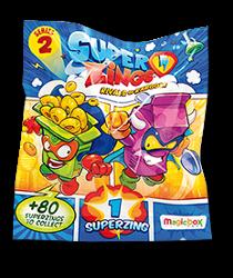 SuperZings serija 2 - Figurice