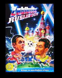 Zabibuška Rusija 2018